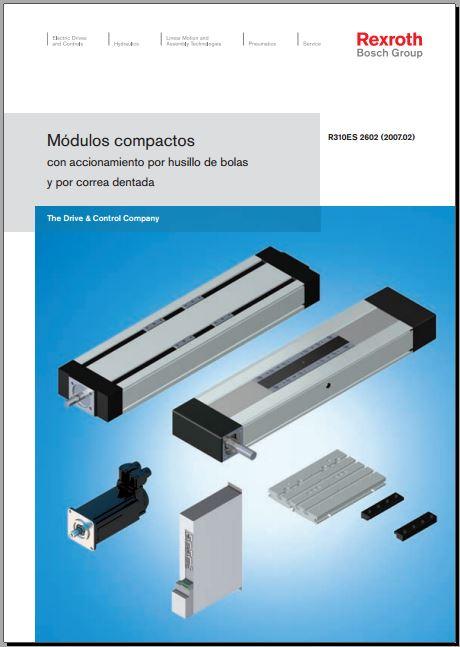 B Modulos compactos