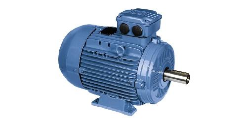 Motor eléctrico WEG tipo W21 de aluminio
