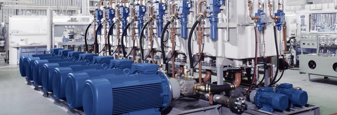 mejorar la eficiencia del motor eléctrico